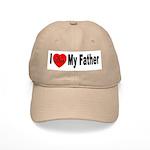 I Love My Father Cap