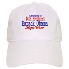 44th President Obama Baseball Cap