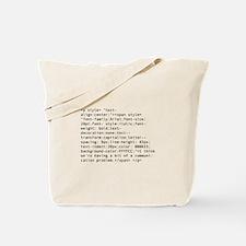 Communication Problem Tote Bag