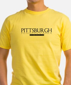 Pittsburgh Pennsylvania T