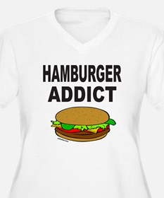HAMBURGER ADDICT T-Shirt