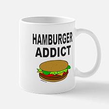 HAMBURGER ADDICT Mug