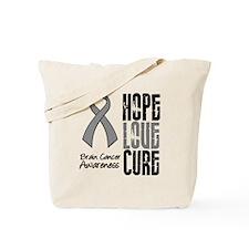 BrainCancerHope Tote Bag