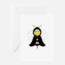 HeeBee Bumble Bee Greeting Card