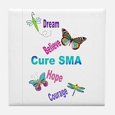 Cure SMA Tile Coaster
