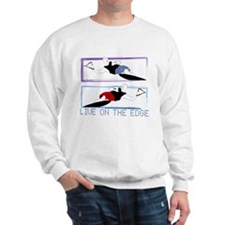 Live on the edge Slalom Sweatshirt