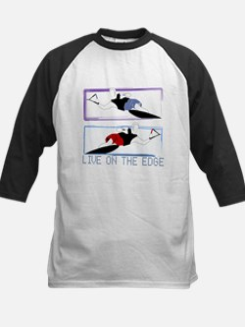 Live on the edge Slalom Tee