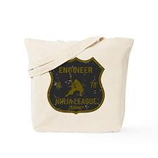 Engineer Ninja League Tote Bag