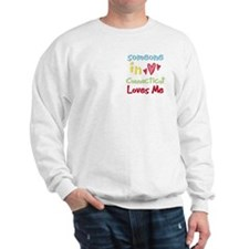 Someone in Connecticut Loves Me Sweatshirt