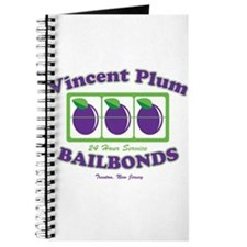 Vincent Plum Bail Bonds Journal