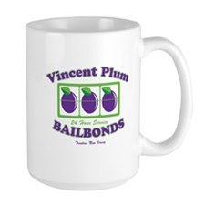 Vincent Plum Bail Bonds Mug