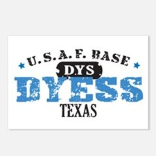 Dyess Air Force Base Postcards (Package of 8)