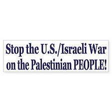 Stop War - Free Palestine