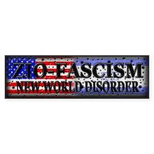 Zio-Fascism NWO Disorder