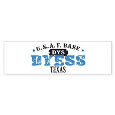 Dyess Air Force Base Bumper Bumper Sticker