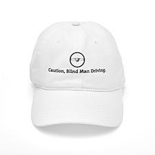 Blind Man Driving Baseball Cap