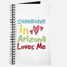 Someone in Arizona Loves Me Journal