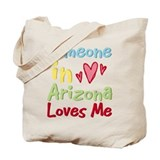 Arizona Regular Canvas Tote Bag
