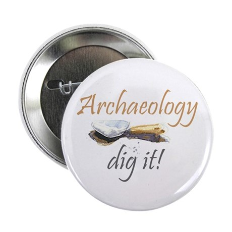 Archaeology, Dig It! Button