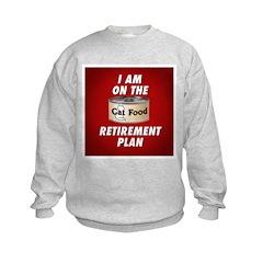 CAT FOOD Sweatshirt