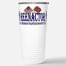 21st MIchigan Reenactor Travel Mug