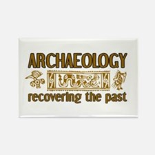 Archaeology, Recovering the Past Rectangle Magnet