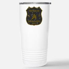 Firefighter Ninja League Travel Mug