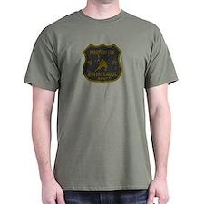 Firefighter Ninja League T-Shirt