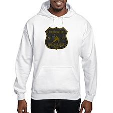 Firefighter Ninja League Hoodie