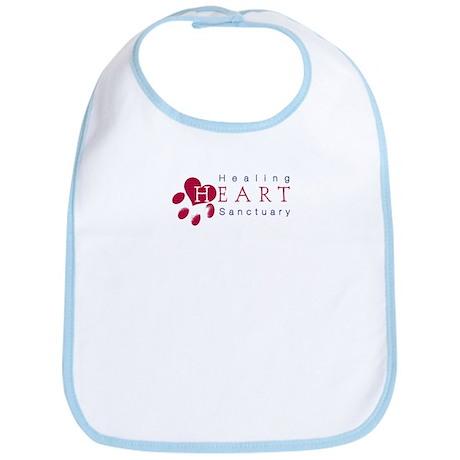 Healing HEART Sanctuary Logo Bib