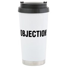 OBJECTION! Travel Mug