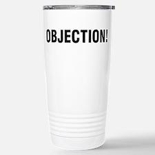 OBJECTION! Travel Mug