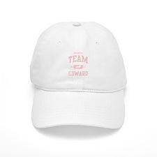 Team Edward (Pink) Baseball Cap