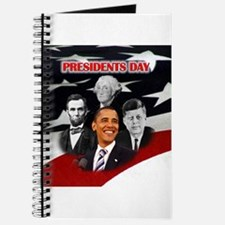 Presidents Day Journal