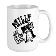 Philly, come for the crack! Mug