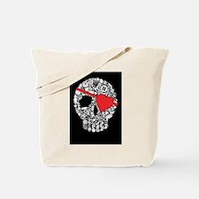 skullpiratelove Tote Bag