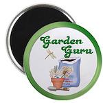 "Garden Guru 2.25"" Magnet (10 pack)"