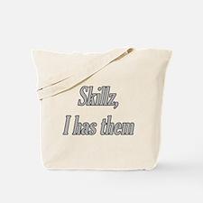 Cool Dumb Tote Bag