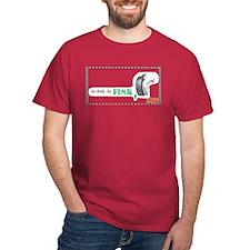 """1946 Fisk Tire Ad"" T-Shirt"