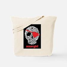 skullpirate02 Tote Bag