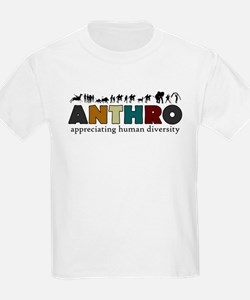 Anthropology Kids T-Shirt