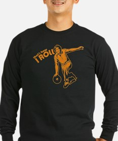 that's how i roll funny bowling t-shirt T