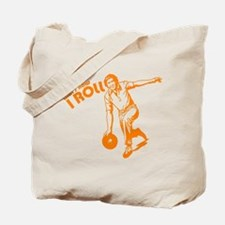 that's how i roll funny bowling t-shirt Tote Bag