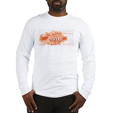 2-oyster5 Long Sleeve T-Shirt