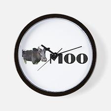 Eyes Items Wall Clock