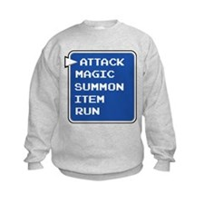 final fantasy attack magic summon item run gamer K
