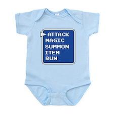 final fantasy attack magic summon item run gamer I