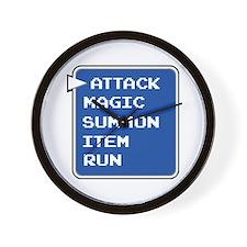 final fantasy attack magic summon item run gamer W