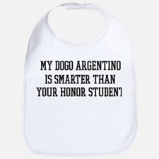 Smart My Dogo Argentino Bib
