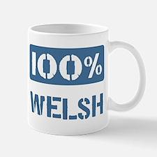100 Percent Welsh Mug